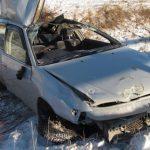 В результате ДТП в Усть-Канском районе погиб водитель иномарки