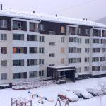 В 2017 году на Алтае ввели в строй 130,9 тыс. кв. м жилья