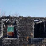 В Верх-Бийске сожгли дом общественного активиста