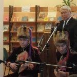 В «Музыкальном лектории» рассказали об истории алтайских музыкальных инструментов