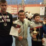 Спортсмены с Алтая успешно выступили на чемпионате Сибири по кикбоксингу