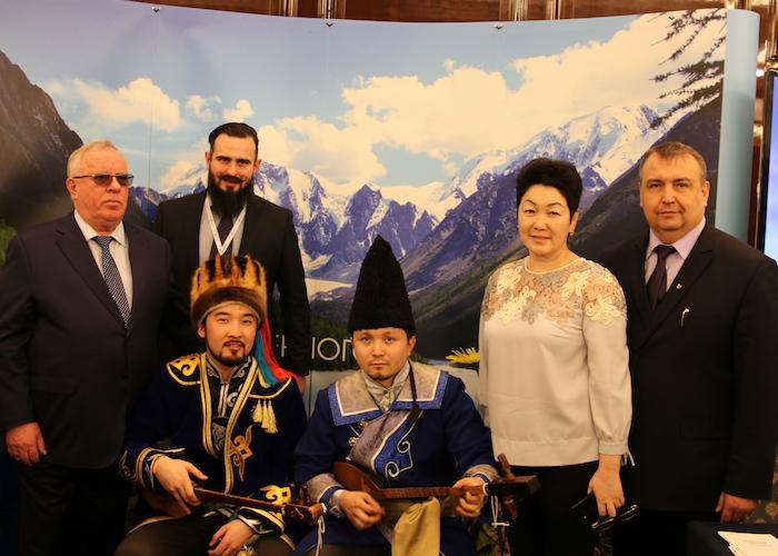 Александр Бердников принял участие в работе съезда Российского союза промышленников и предпринимателей