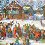 Проводы зимы, митинг, выставки и концерты – план мероприятий на 18 марта