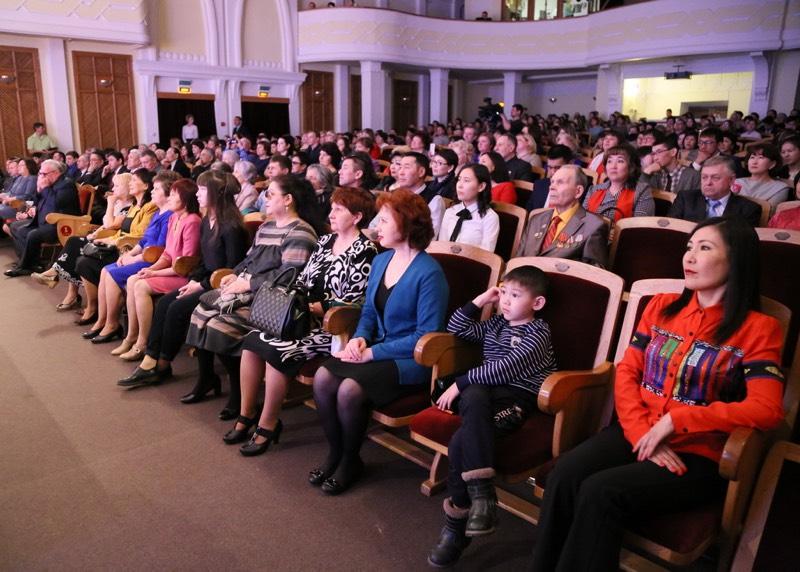 В Пензе поздравили работников культуры с праздником