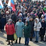 В Горно-Алтайске прошел митинг-концерт, посвященный годовщине «крымской весны»