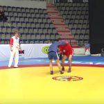Алтайские самбисты стали призерами чемпионата России