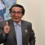 Выставка Игната Ортонулова «Мои современники» открылась в Национальном музее