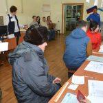 В Республике Алтай началось голосование на выборах президента