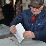 К полудню в Республике Алтай на выборы сходили 30% избирателей
