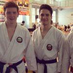 Спортсмены из Горного Алтая успешно выступили в турнире по рукопашному бою