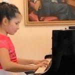 Пианистка из Горного Алтая успешно выступила на международном конкурсе