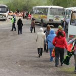 Маршруты общественного транспорта на Родительский день