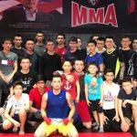 В Горно-Алтайске открылся первый зал смешанных боевых единоборств