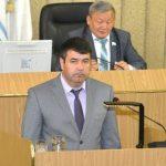 Депутаты Госсобрания согласовали назначение Романа Птицына вице-премьером