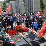 День Победы отмечают в Горно-Алтайске