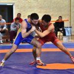 Алтайские спортсмены стали призерами всероссийского турнира по греко-римской борьбе