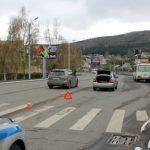7-летний мальчик попал под колеса машины на пешеходном переходе