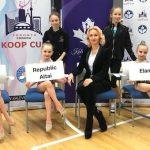 Юные алтайские гимнастки завоевали золото в Канаде