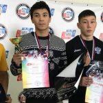 Представители Горного Алтая успешно выступили на турнире по смешанным боевым единоборствам