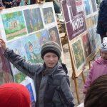 В Горно-Алтайске подвели итоги конкурса рисунков, посвященного Дню Победы