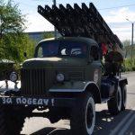 В День Победы легендарная «Катюша» возглавит парад в Горно-Алтайске
