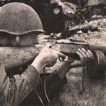 Проявил отвагу в боях за Карельский перешеек