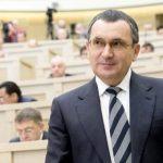 Первый вице-спикер Совета Федерации прибыл с визитом в Республику Алтай