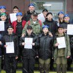 Добровольцев наградили за организацию торжеств, приуроченных ко Дню Победы