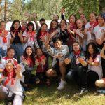 Второй слет Российского движения школьников прошел в Республике Алтай