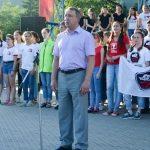 Более 2,5 тысяч человек приняли участие в праздновании Дня молодежи в Горно-Алтайске