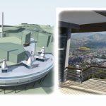 На вершине Тугаи построят панорамный комплекс в форме подковы