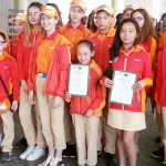 Школьники из Республики Алтай приняли участие в смене «Артек — Заповедная страна»