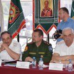 Сибирские казаки провели совещание в Майме