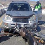Два человека получили травмы в ДТП за минувшие сутки