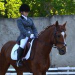 Горно-алтайская спортсменка успешно выступила на соревнованиях по конному спорту в Барнауле