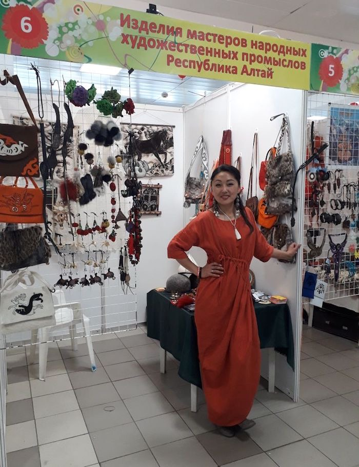 Бизнесмены из Республики Алтай приняли участие в выставке «Страны СНГ в Казани 2018»