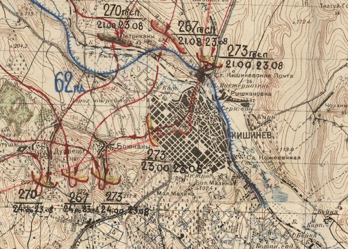 Освобождал Кишинев и штурмовал Берлин