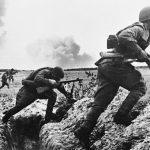 Ласковым большевистским словом вдохновлял бойцов на подвиги