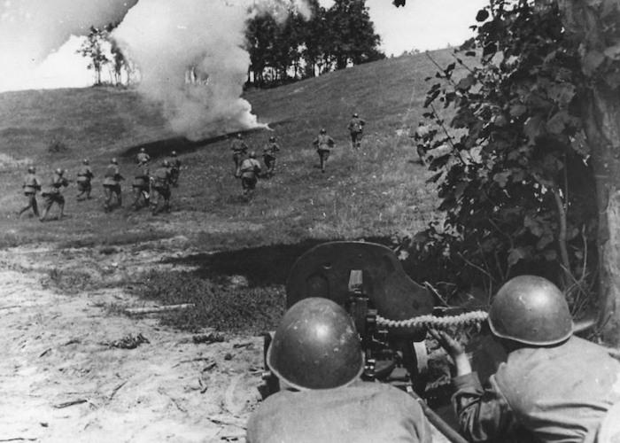Сержант из Уймонской долины проявил отвагу в ходе Ельнинского прорыва