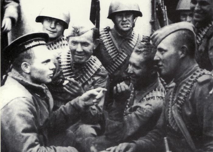 Десантник с Алтая геройски погиб в боях за Курилы
