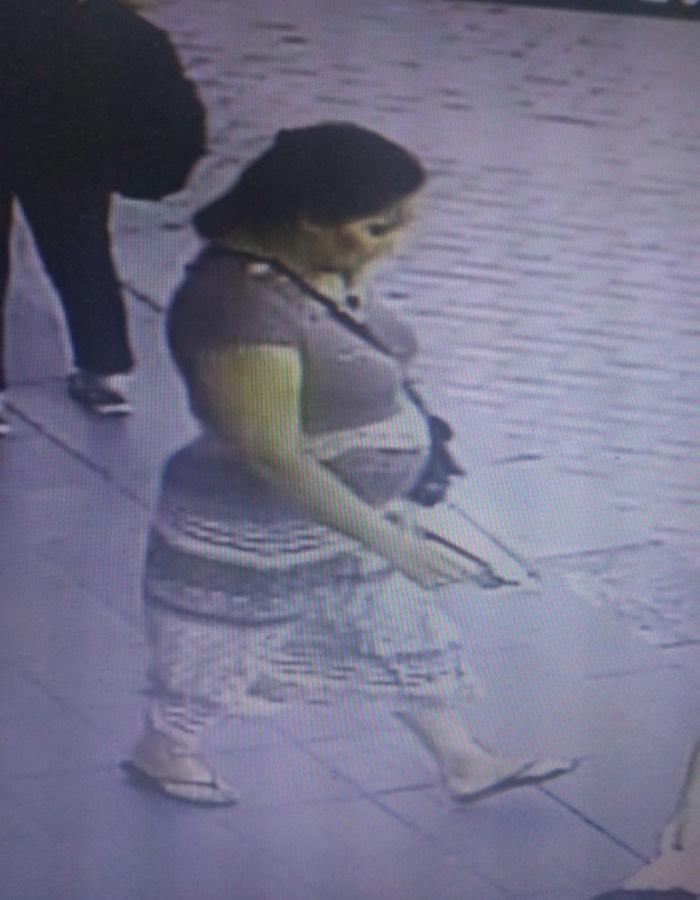 Полиция разыскивает мошенницу цыганской внешности и призывает работников торговли к бдительности