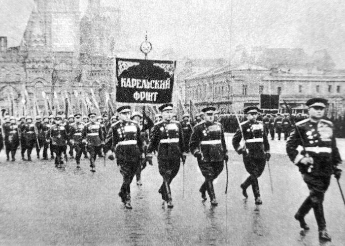 Сержант из Маймы освобождал Карелию, Польшу и Чехию