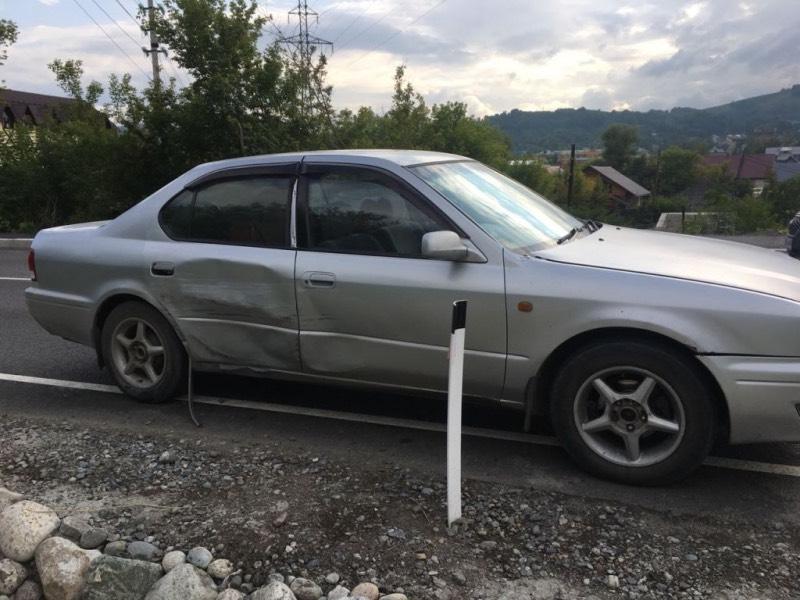 Две автомобилистки не поделили дорогу, пострадала девочка-пассажир