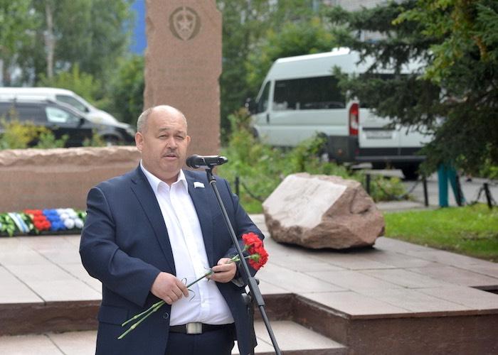 Акция памяти, посвященная Дню солидарности в борьбе с терроризмом, прошла в Горно-Алтайске