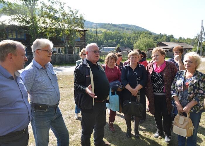 Новые социальные объекты построят в Усть-Канском районе