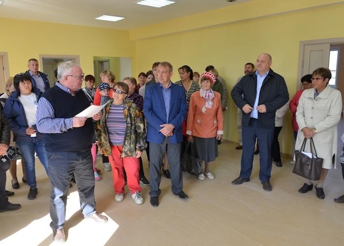 Глава республики посетил с рабочей поездкой Усть-Коксинский район