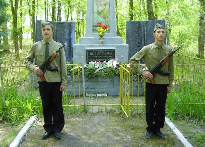 Беспредельная храбрость русского богатыря в боях на Украине