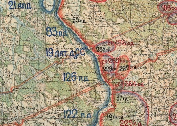 Стрелок из Турочака бесстрашно сражался с латышскими эсэсовцами