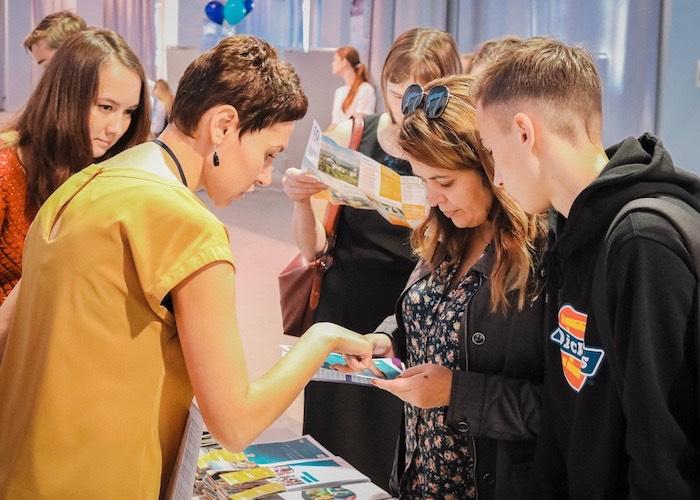 Школьников приглашают на фестиваль «Абитуриент-2019»