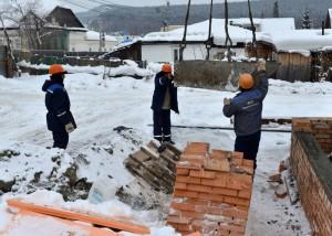 Продолжается строительство Центра спортивной акробатики